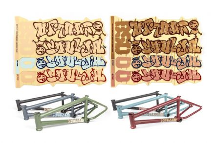 BSD Frame Sticker Packs - Soulja 2017